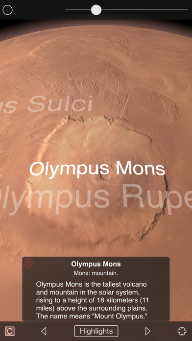 Mars Globe-2