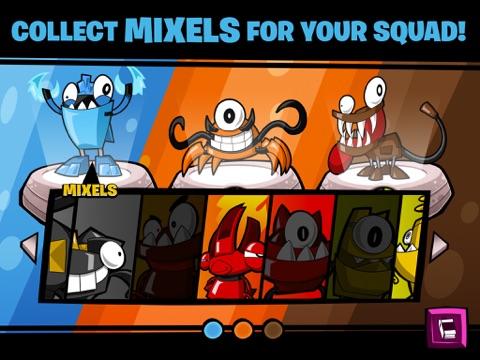 Calling All Mixels tablet App screenshot 2