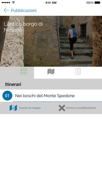 Screenshot of Lecco App3