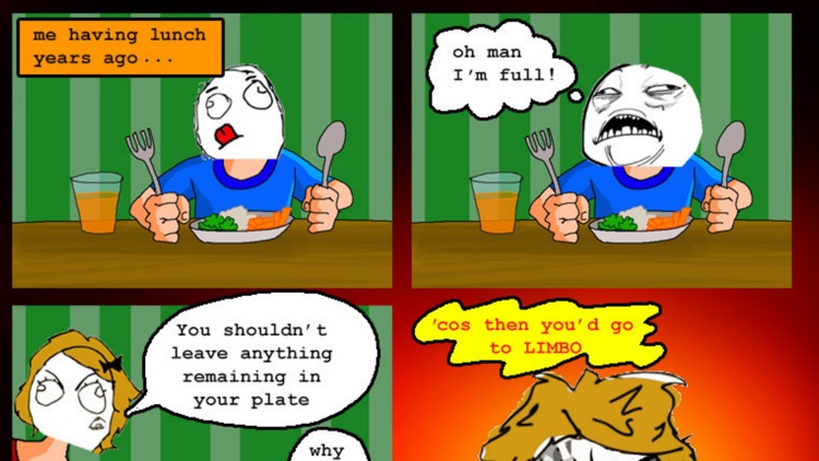 Rage Comics screenshot-3