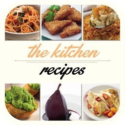 The Kitchen Recipes for iPad
