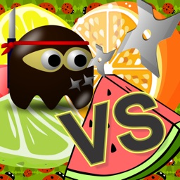 Ninja Chops It Up Game: Chopping Around The World with a Broken Sword for Eternity - Infinity Swift Mania & No Blood
