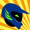 火柴人联盟永不言弃:酷跑小游戏---暴力摩托赛车手游2d