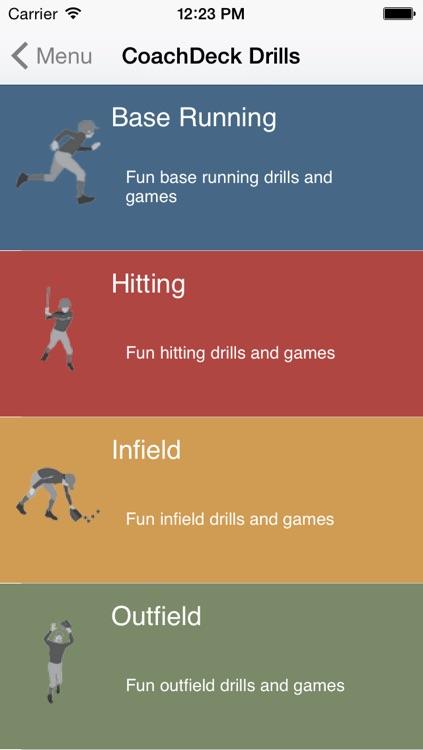 CoachDeck Softball