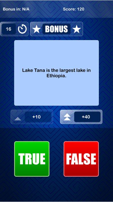 True Or False - The Gamble screenshot two