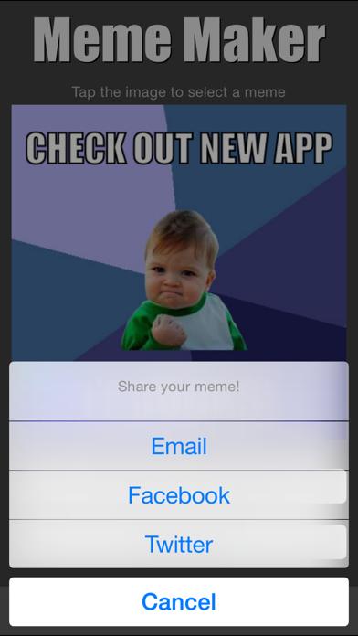 Meme Maker Screenshot