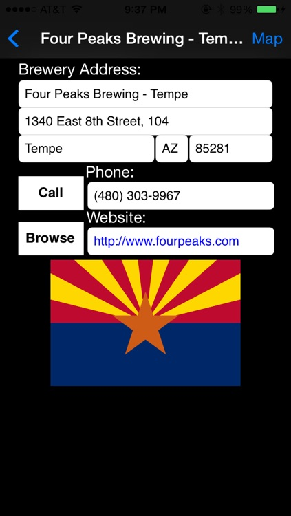 Southwest Brewery Finder screenshot-3