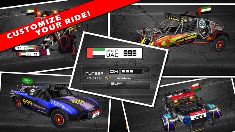 3D سباق البداير Badayer Racing screenshot-2