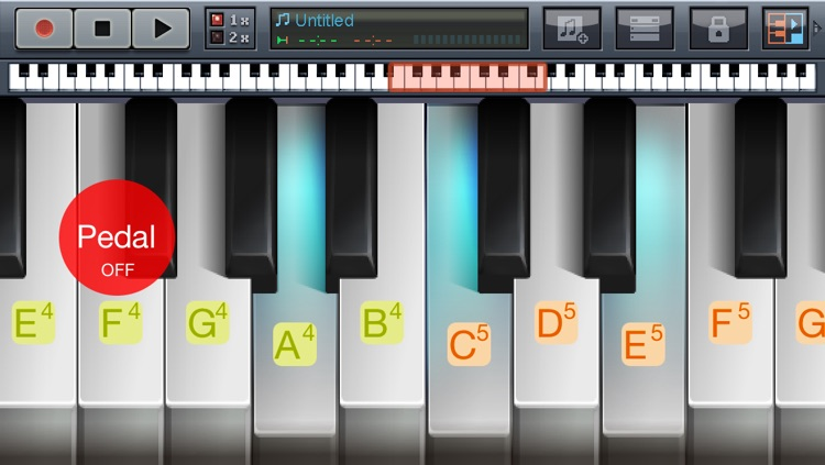 Echo Piano™ screenshot-1