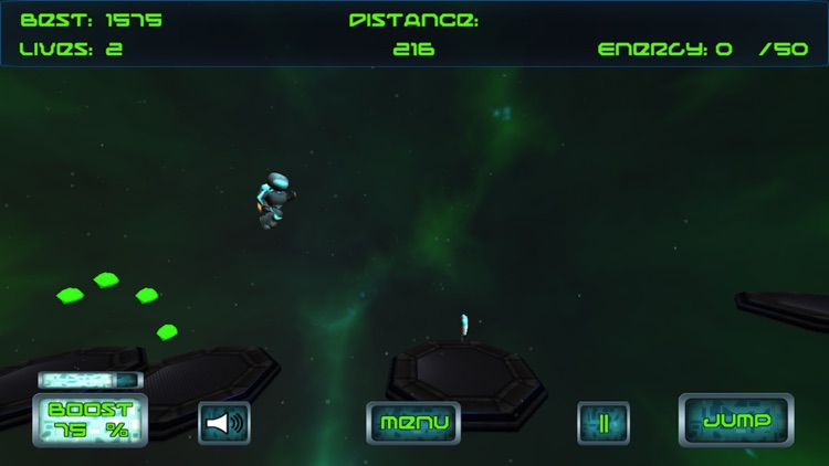 Jet Runner screenshot-3