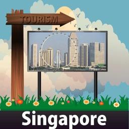 Singapore Travel Guide - Offline Map