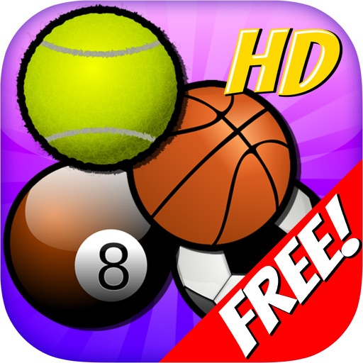 Sport Balloons HD FREE icon