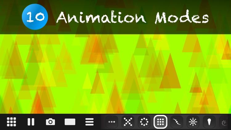 Makanim - Multi-touch Generative Art Graphic Animation