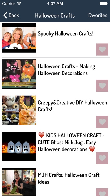 Halloween - Sounds, Wallpaper, Craft screenshot-1