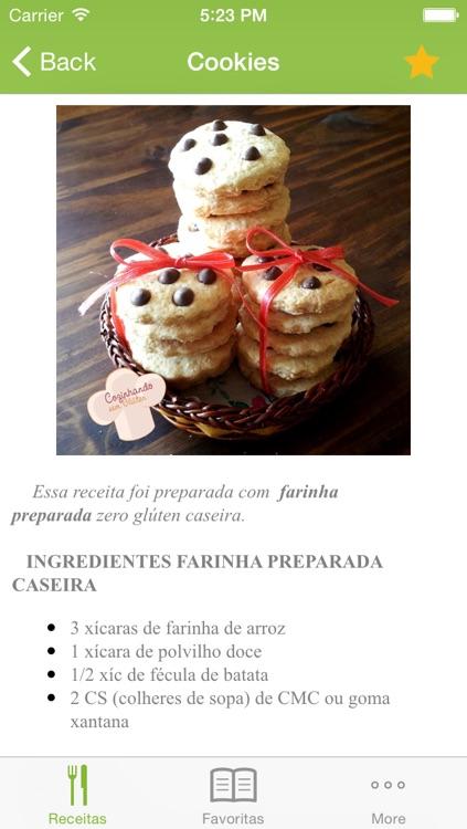 Cozinhando sem glúten - as melhores receitas para celíacos do blog de Gilda Maria Moreira