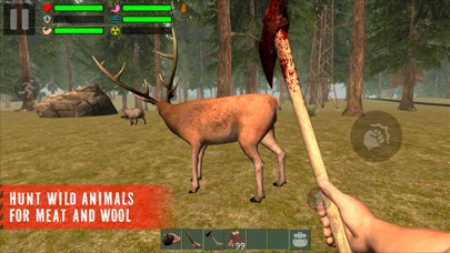 Screenshot for The Survivor: Rusty Forest in Mexico App Store
