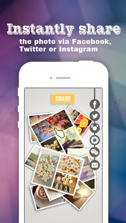 Collage Jointer Pro - Photo Editor to add art text, frame, border & sticker on pic screenshot-4
