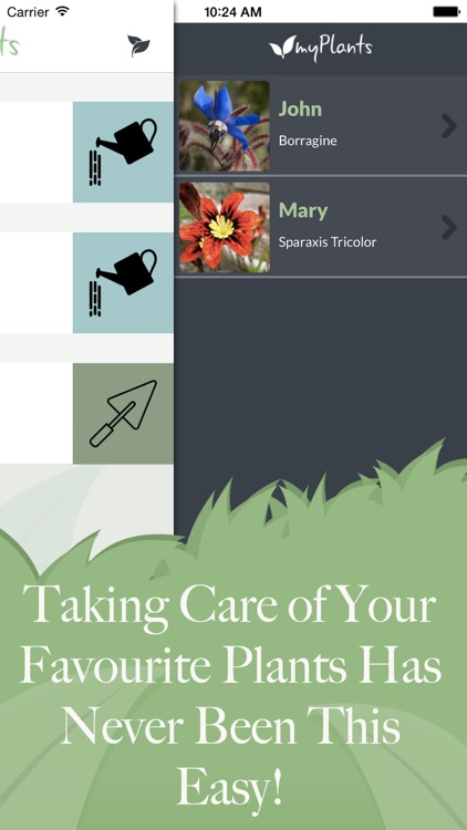 myPlants | Manage tool and reminder for watering and treating your garden screenshot-3