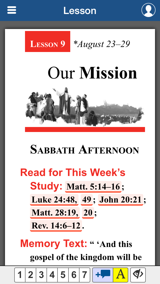 Sabbath School 4 by General Conference Corporation of Seventh-day
