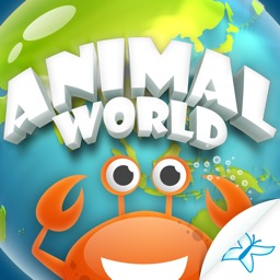 Animal World - An app for children and toddlers to learn about animals.