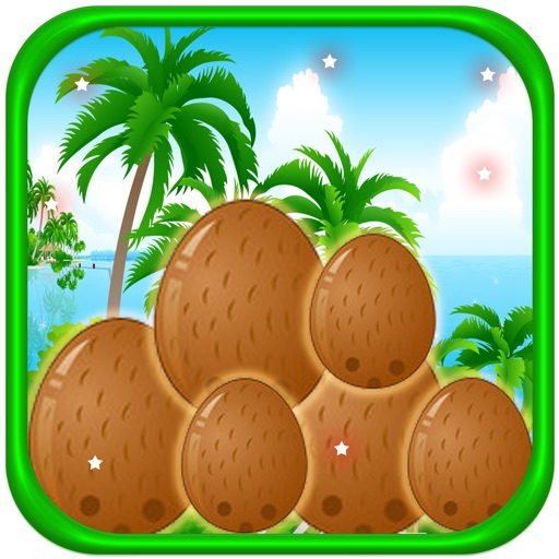Free Game Crazy Coconuts icon
