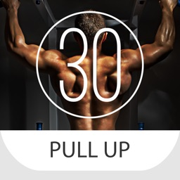 30 Day Pull Up Challenge for a Muscular Back