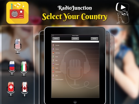 RadioJunction- A FREE FM Radio Online App to Listen your