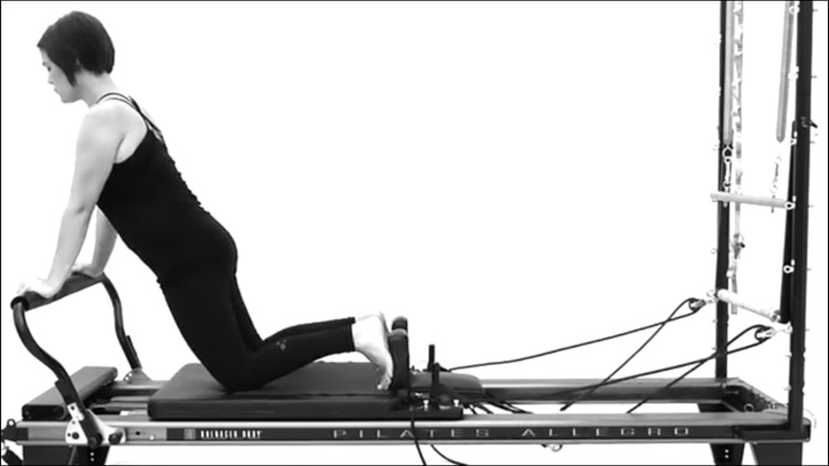 Personal Trainer Pilates Reformer screenshot-3
