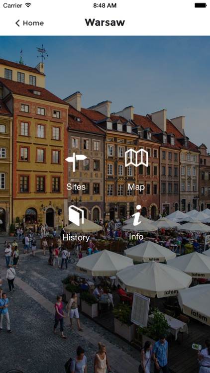 Poland: A Guide to Major Cities and Jewish Sites