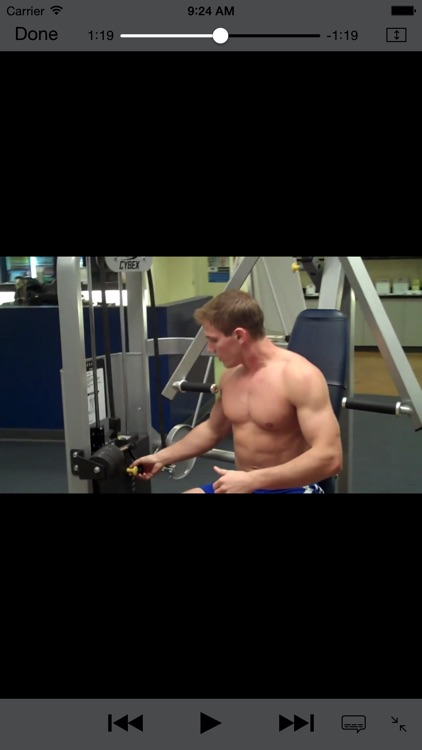 Fitness Course for Men - Build Muscle, Lose Fat, Be Healthy, Shape Your Body With The Under 24 Workout - Free Video screenshot-3