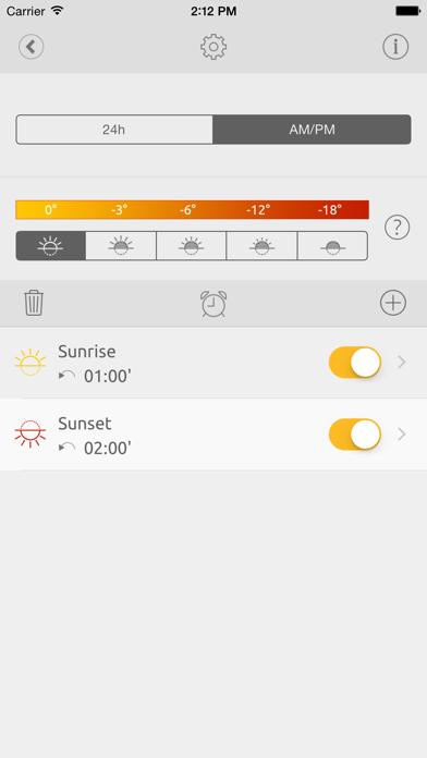 点击获取Daylight BASIC - Sunrise and Sunset