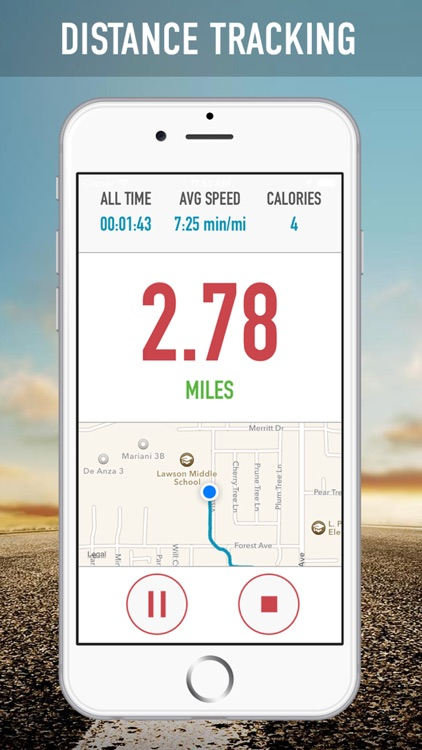 Keep My Run: Health Trainer, Calories Tracking, GPS Workout