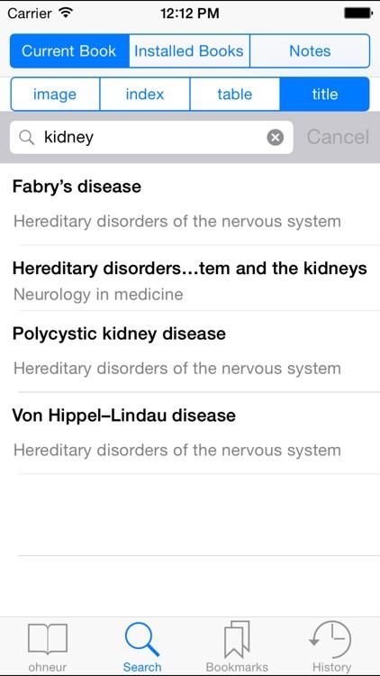 Oxford Handbook of Neurology, 2nd edition screenshot-3