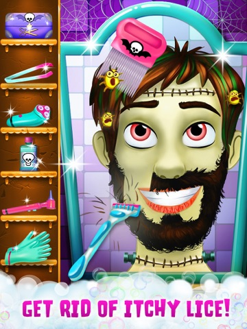 Hairy Face Salon 2 - Monster Shave Makeover для iPad