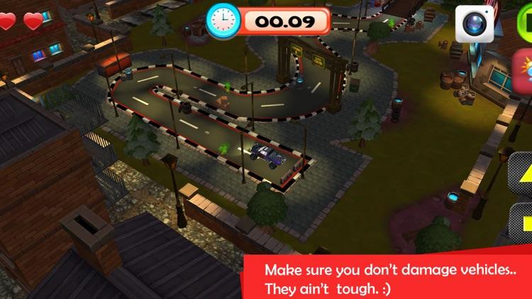 Massive 3D Monster truck Parking Simulator screenshot-3