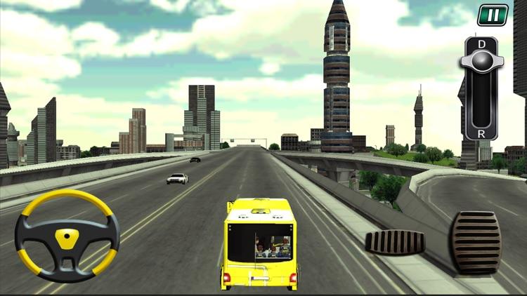 School Bus Driver screenshot-4