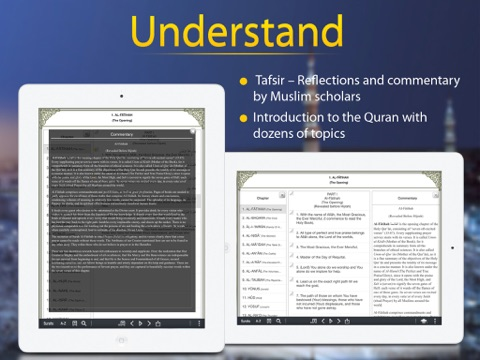 The Holy Quran - English Screenshot