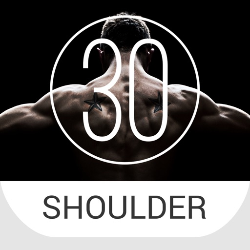 30 Day Shoulder Workout Challenge for a Big and Ripped Upper Body