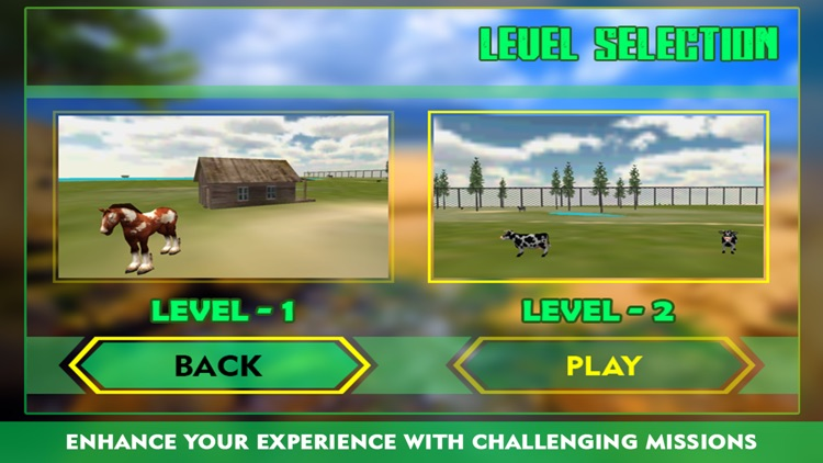 Crocodile Attack Simulator 3D – steer the wild alligator and hunt down farm animals screenshot-3