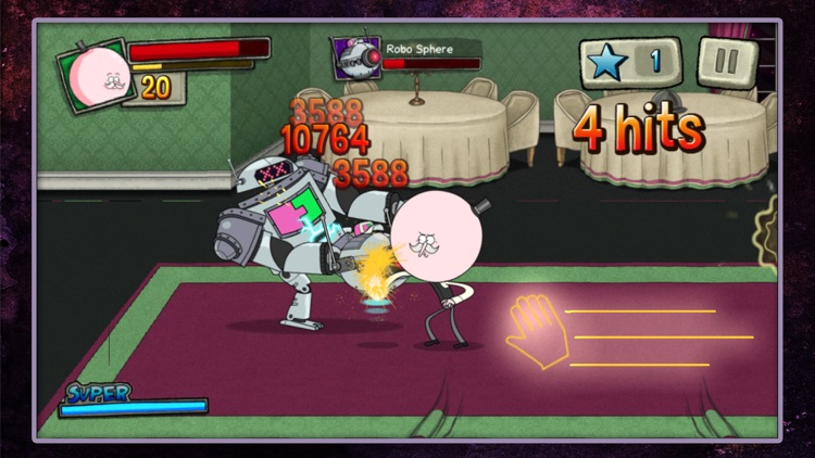 Best Park in the Universe – Beat 'Em Up With Mordecai and Rigby in a Regular Show Brawler Game screenshot-0