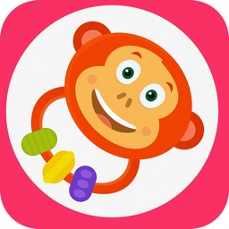 Rattle toy for babies HD