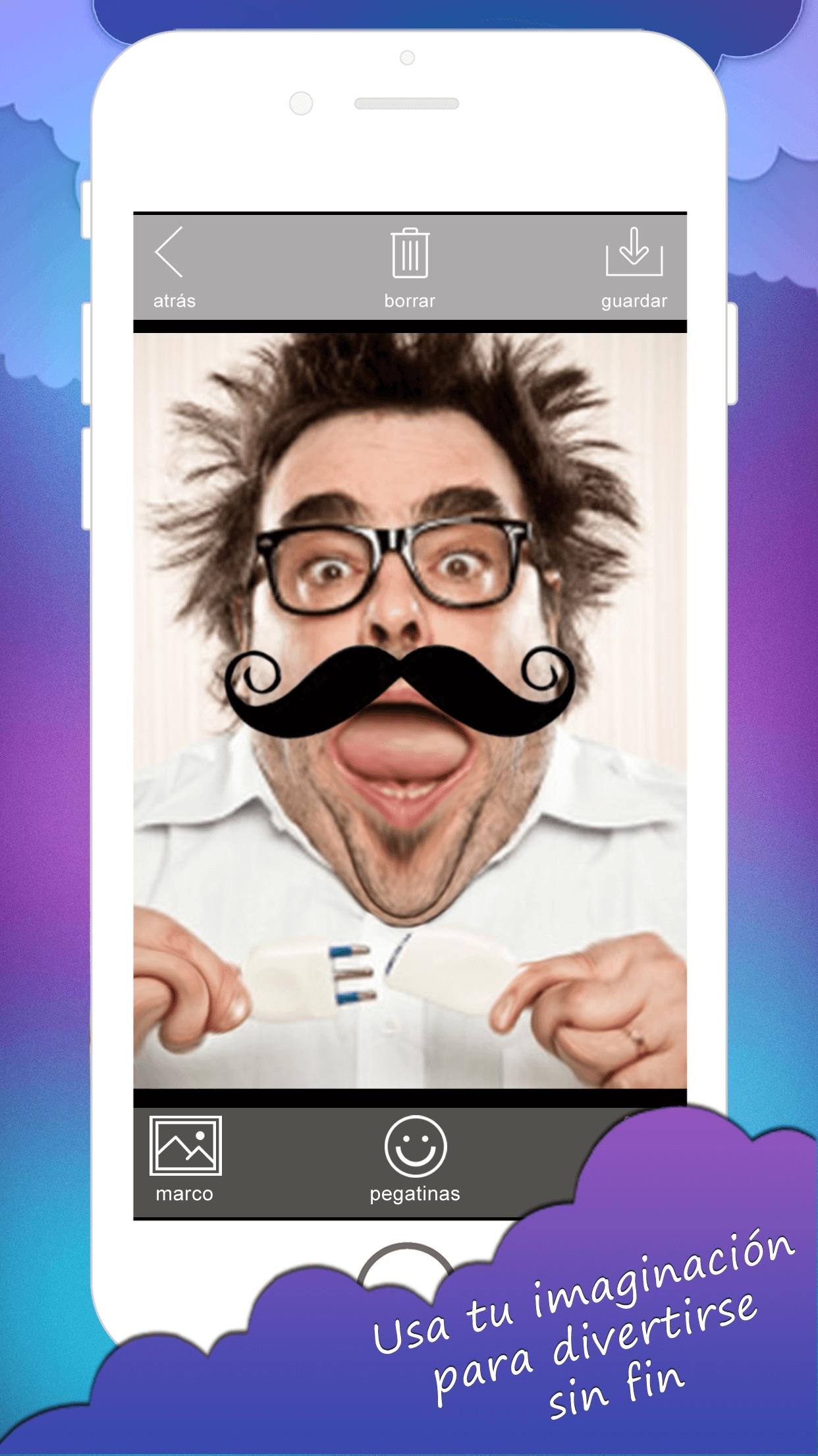 Travesura Cara - Foto Distorsión, Funny Face Warp, Pico Deform, Imagen Stretch, Cara cambiador, toque de humor Screenshot