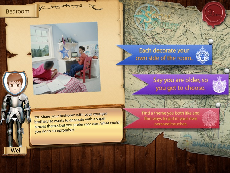 Social Quest screenshot-2