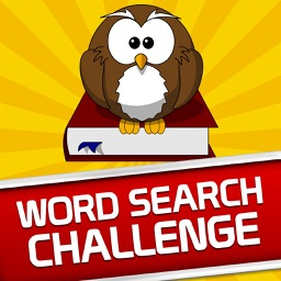 Word Search Challenge - Free Addictive Top Fun Puzzle Words Quiz Game!