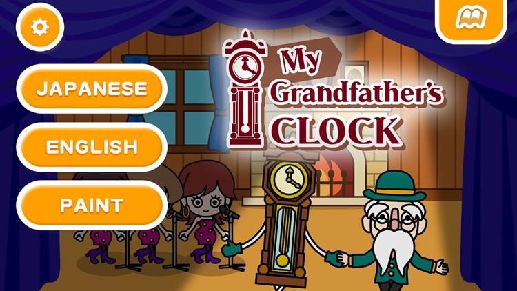 My grandfather's clock (FREE)   -Jajajajan Kids Song series