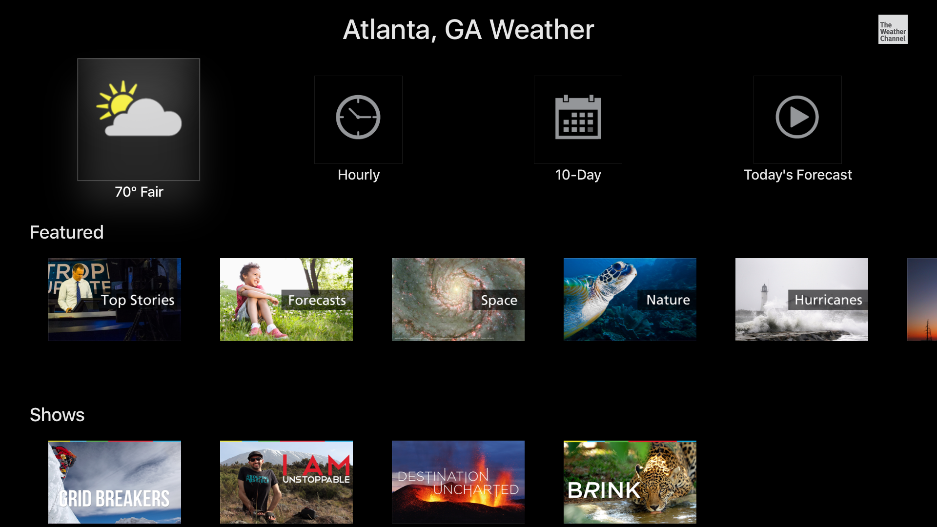 Weather - The Weather Channel screenshot 15