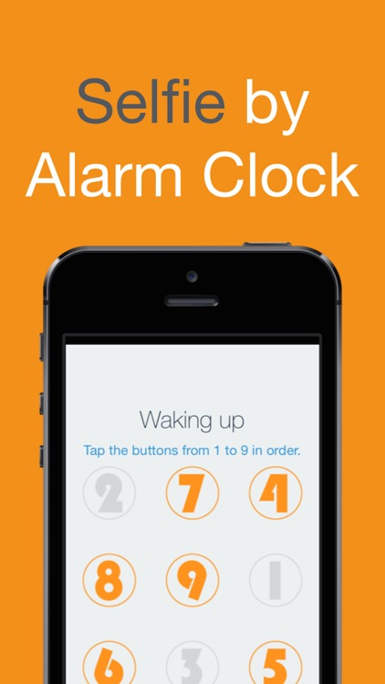 Twake Alarm - Selfie by Alarm Clock screenshot-0