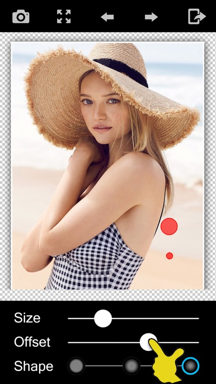 Pic Eraser Remover Pro - Background Transparent Photo Editor, Cut Out Images Path Outline