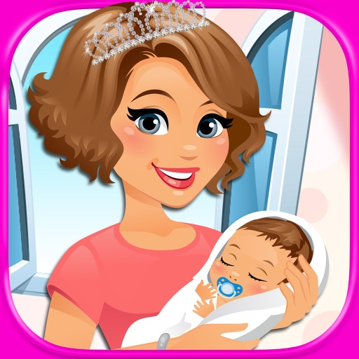 Celebrity Newborn Baby & Mommy Care - Kids Pregnancy Games FREE