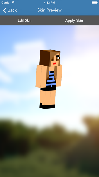 Skins Pro for Minecraft (Unofficial)のおすすめ画像4